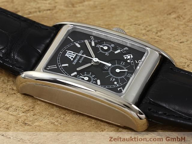 Used luxury watch Audemars Piguet * 18 ct white gold automatic Kal. 2385 Ref. E-53609  | 140371 13