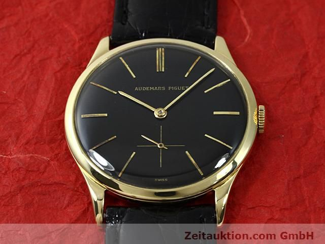 Used luxury watch Audemars Piguet * 18 ct gold manual winding Kal. 2001 Ref. 4035  | 140373 13