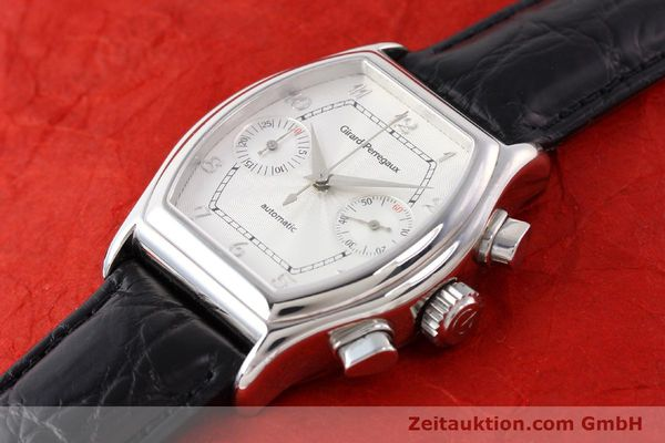 Used luxury watch Girard Perregaux Richeville steel automatic Ref. 2750  | 140378 01