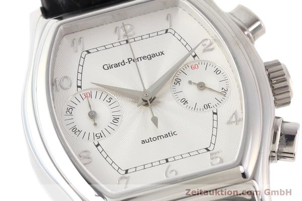 Used luxury watch Girard Perregaux Richeville steel automatic Ref. 2750  | 140378 02