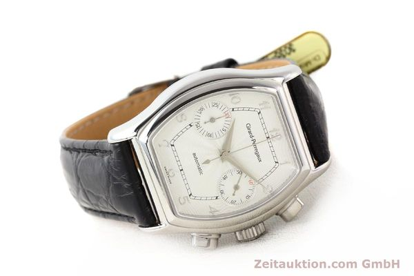 Used luxury watch Girard Perregaux Richeville steel automatic Ref. 2750  | 140378 03