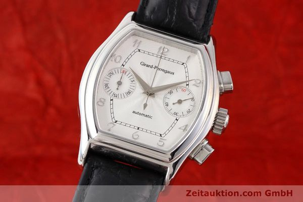 Used luxury watch Girard Perregaux Richeville steel automatic Ref. 2750  | 140378 04