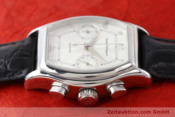 Used luxury watch Girard Perregaux Richeville steel automatic Ref. 2750  | 140378 05