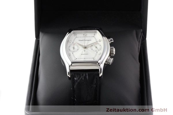 Used luxury watch Girard Perregaux Richeville steel automatic Ref. 2750  | 140378 07