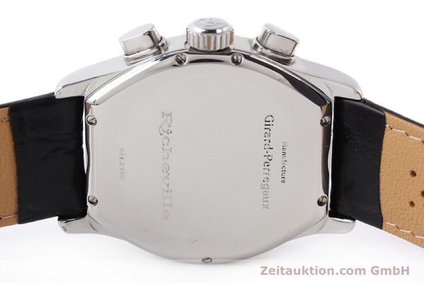 Used luxury watch Girard Perregaux Richeville steel automatic Ref. 2750  | 140378 09