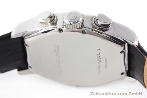 Used luxury watch Girard Perregaux Richeville steel automatic Ref. 2750  | 140378 11