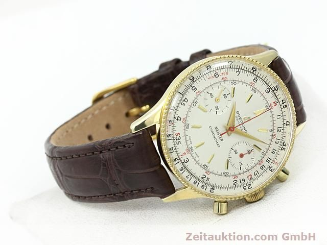 Used luxury watch Breitling Chronomat gold-plated manual winding Kal. Venus 175 Ref. 217012  | 140379 03