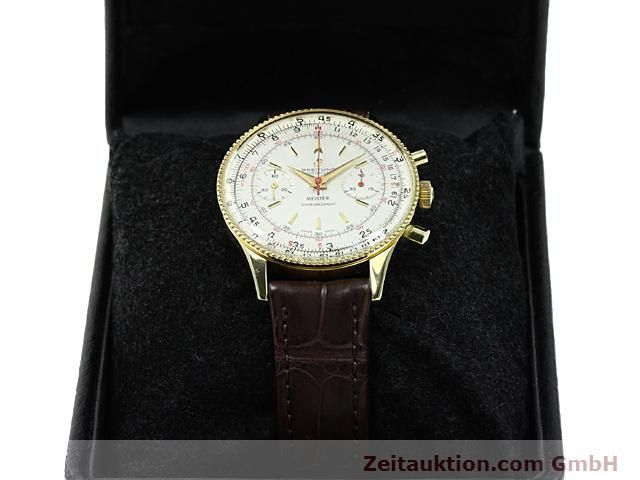 Used luxury watch Breitling Chronomat gold-plated manual winding Kal. Venus 175 Ref. 217012  | 140379 07