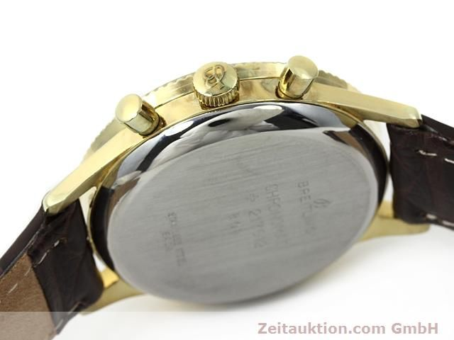 Used luxury watch Breitling Chronomat gold-plated manual winding Kal. Venus 175 Ref. 217012  | 140379 11