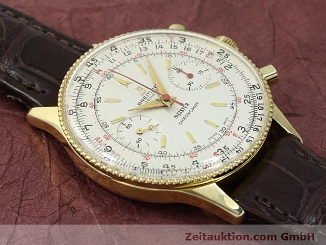 Used luxury watch Breitling Chronomat gold-plated manual winding Kal. Venus 175 Ref. 217012  | 140379 12
