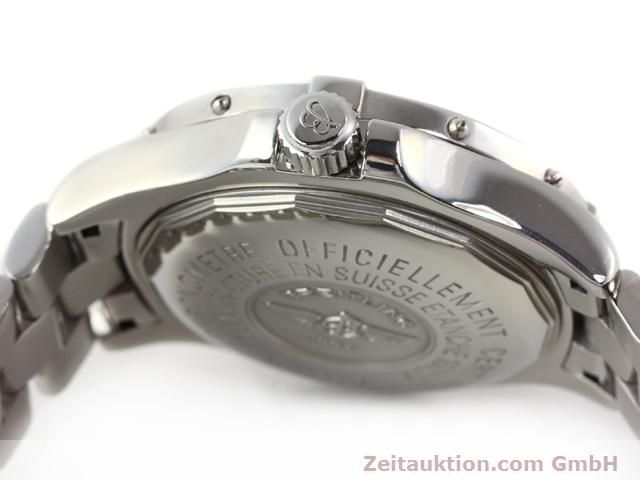 Used luxury watch Breitling Superocean steel automatic Kal. ETA 2824-2 Ref. A17360  | 140385 08