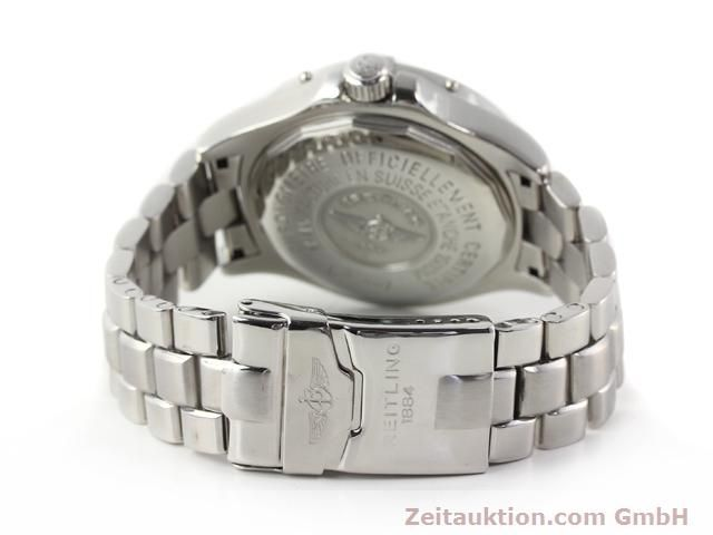 Used luxury watch Breitling Superocean steel automatic Kal. ETA 2824-2 Ref. A17360  | 140385 11