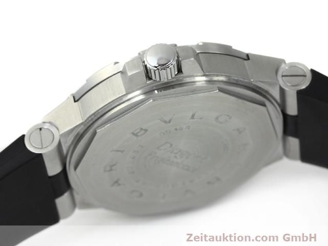 Used luxury watch Bvlgari Diagono steel automatic Kal. 220TEEM Ref. SD40S  | 140388 08