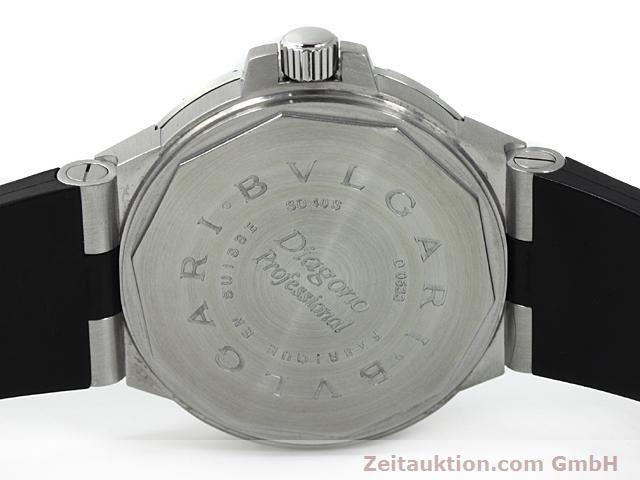 Used luxury watch Bvlgari Diagono steel automatic Kal. 220TEEM Ref. SD40S  | 140388 09