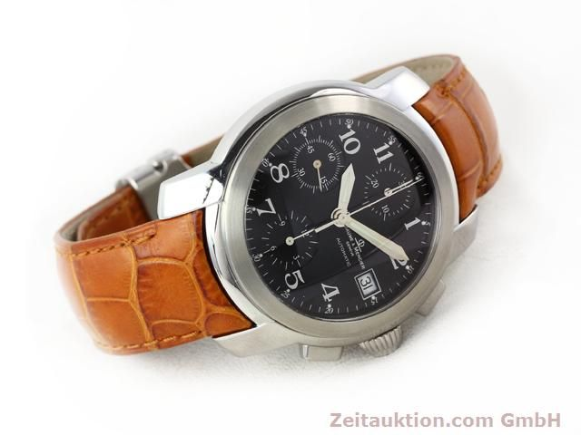 Used luxury watch Baume & Mercier Capeland steel automatic Kal. BM 15750 (ETA 7750) Ref. MV045216  | 140389 03