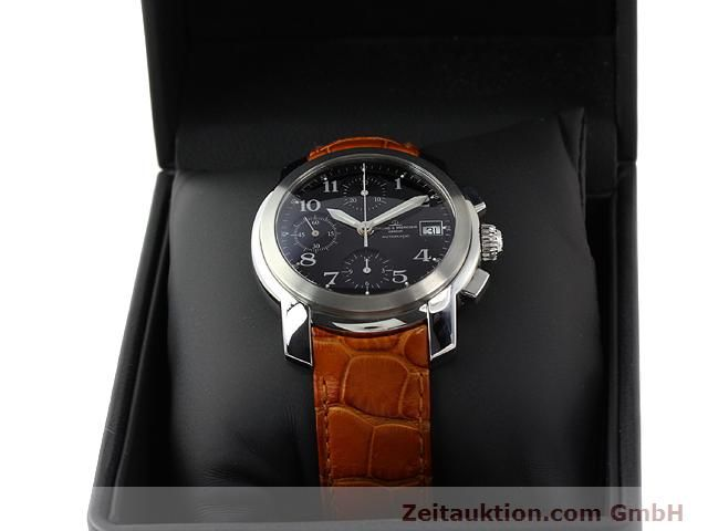 Used luxury watch Baume & Mercier Capeland steel automatic Kal. BM 15750 (ETA 7750) Ref. MV045216  | 140389 07