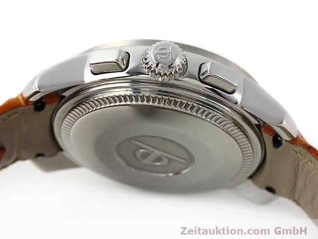 Used luxury watch Baume & Mercier Capeland steel automatic Kal. BM 15750 (ETA 7750) Ref. MV045216  | 140389 08