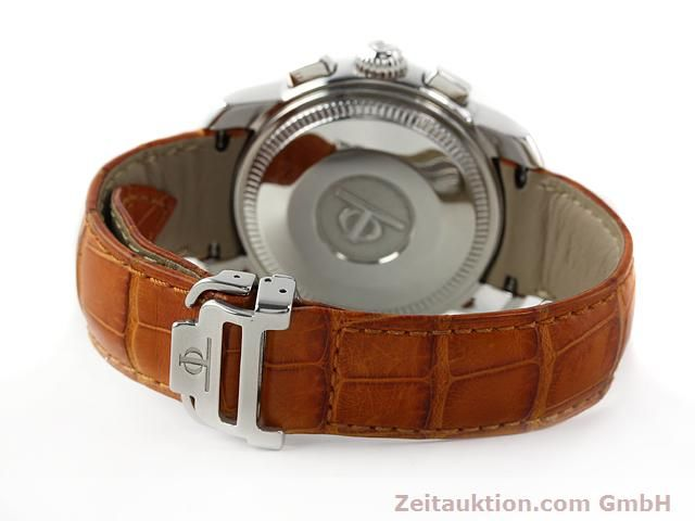 Used luxury watch Baume & Mercier Capeland steel automatic Kal. BM 15750 (ETA 7750) Ref. MV045216  | 140389 11