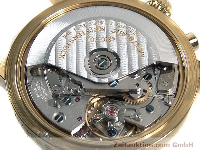 Used luxury watch Montblanc Meisterstück gold-plated automatic Kal. 4810501 ETA 7750 Ref. 7016  | 140390 10