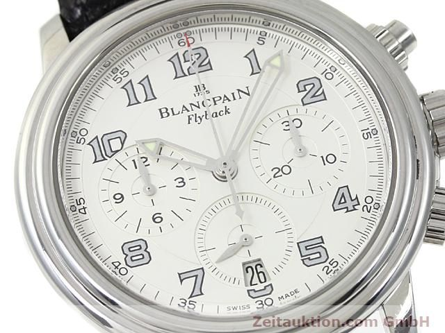 Used luxury watch Blancpain Leman steel automatic Kal. F185  | 140391 02