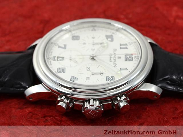Used luxury watch Blancpain Leman steel automatic Kal. F185  | 140391 05