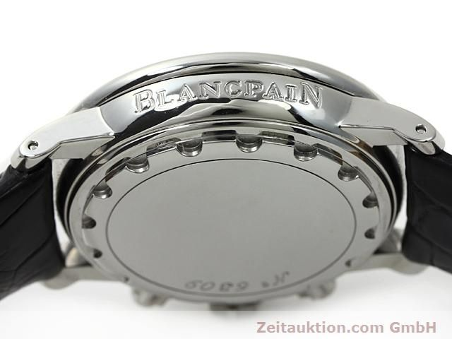 Used luxury watch Blancpain Leman steel automatic Kal. F185  | 140391 12