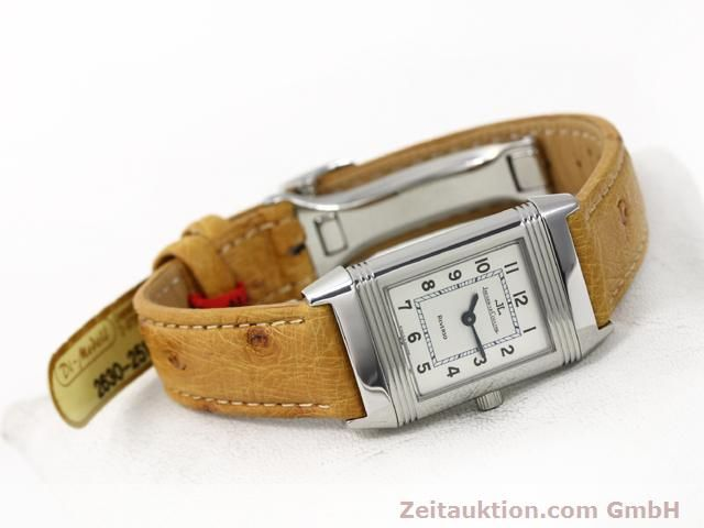 Used luxury watch Jaeger Le Coultre Reverso steel manual winding Kal. 890 Ref. 260.8.86  | 140393 03