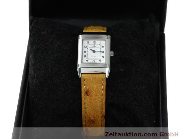 Used luxury watch Jaeger Le Coultre Reverso steel manual winding Kal. 890 Ref. 260.8.86  | 140393 07