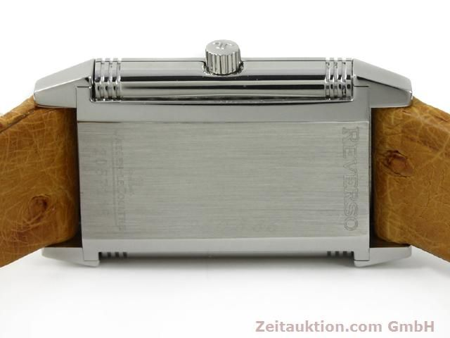 Used luxury watch Jaeger Le Coultre Reverso steel manual winding Kal. 890 Ref. 260.8.86  | 140393 09