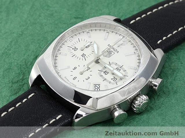Used luxury watch Tag Heuer Monza steel automatic Ref. CR 2114-0  | 140396 01