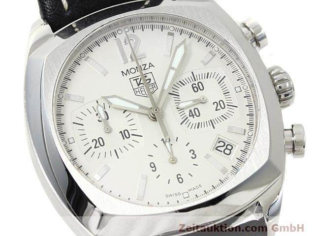 Used luxury watch Tag Heuer Monza steel automatic Ref. CR 2114-0  | 140396 02
