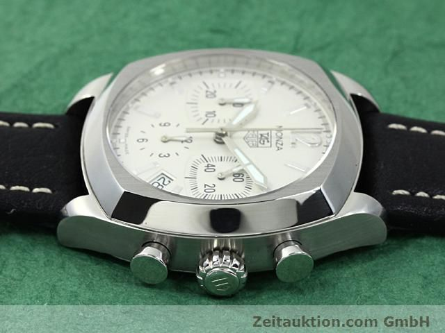 Used luxury watch Tag Heuer Monza steel automatic Ref. CR 2114-0  | 140396 05