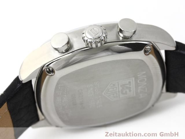 Used luxury watch Tag Heuer Monza steel automatic Ref. CR 2114-0  | 140396 08
