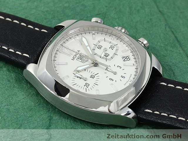 Used luxury watch Tag Heuer Monza steel automatic Ref. CR 2114-0  | 140396 12