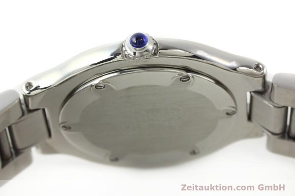 Used luxury watch Cartier Ligne 21 steel quartz Kal. 690 Ref. 1330  | 140398 08