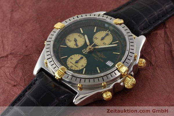 Used luxury watch Breitling Chronomat gilt steel automatic Ref. B13048  | 140399 01
