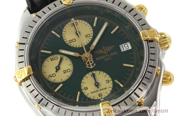 Used luxury watch Breitling Chronomat gilt steel automatic Ref. B13048  | 140399 02