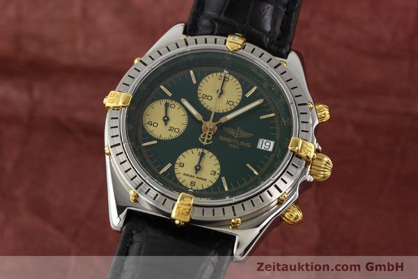 Used luxury watch Breitling Chronomat gilt steel automatic Ref. B13048  | 140399 04