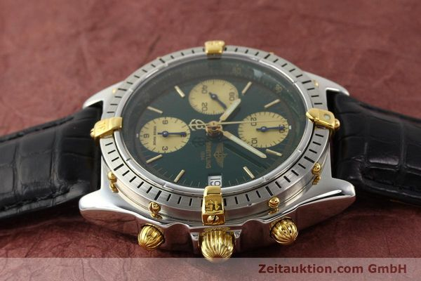 Used luxury watch Breitling Chronomat gilt steel automatic Ref. B13048  | 140399 05