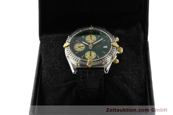 Used luxury watch Breitling Chronomat gilt steel automatic Ref. B13048  | 140399 07