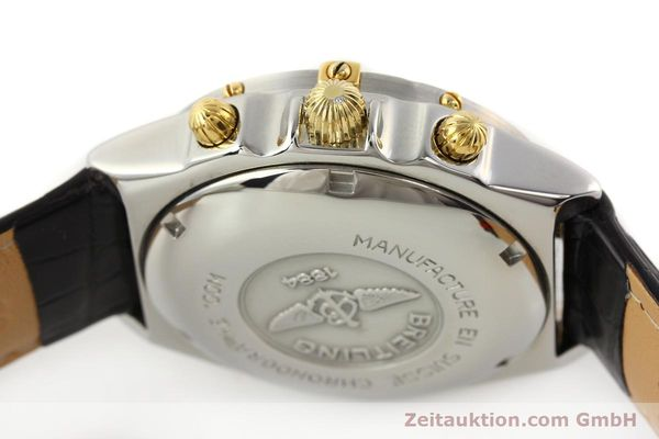 Used luxury watch Breitling Chronomat gilt steel automatic Ref. B13048  | 140399 08