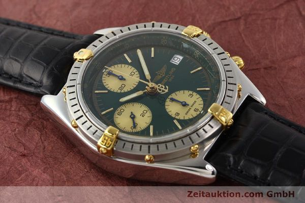Used luxury watch Breitling Chronomat gilt steel automatic Ref. B13048  | 140399 14