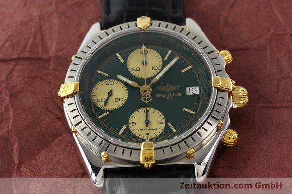 Used luxury watch Breitling Chronomat gilt steel automatic Ref. B13048  | 140399 15