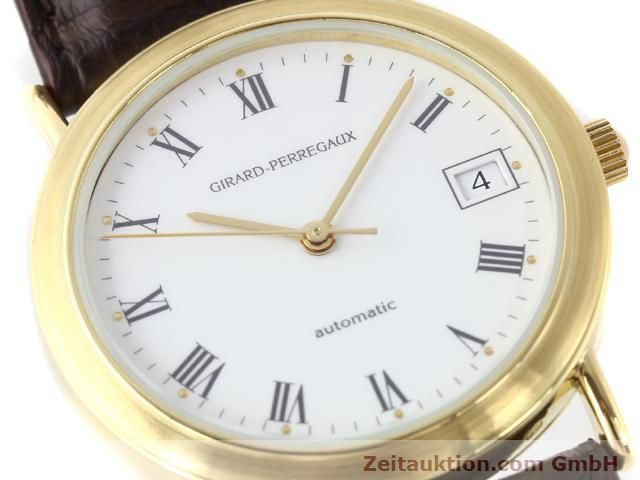 Used luxury watch Girard Perregaux * 18 ct gold automatic Kal. 2200 Ref. 4799.51  | 140400 02