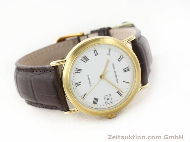 Used luxury watch Girard Perregaux * 18 ct gold automatic Kal. 2200 Ref. 4799.51  | 140400 03