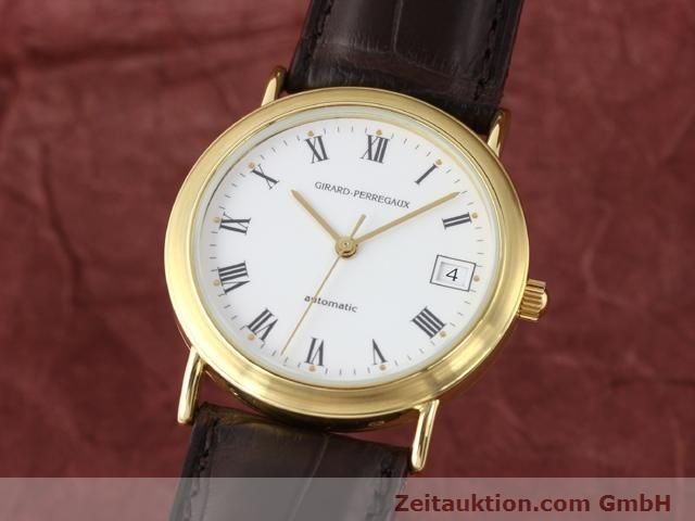 Used luxury watch Girard Perregaux * 18 ct gold automatic Kal. 2200 Ref. 4799.51  | 140400 04