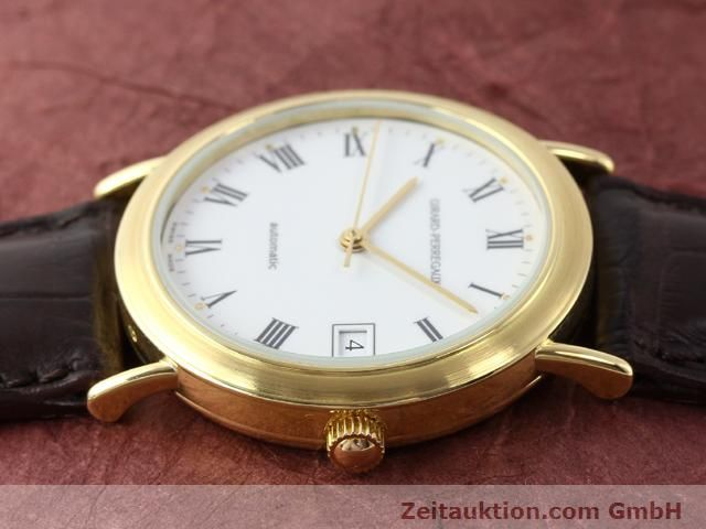 Used luxury watch Girard Perregaux * 18 ct gold automatic Kal. 2200 Ref. 4799.51  | 140400 05