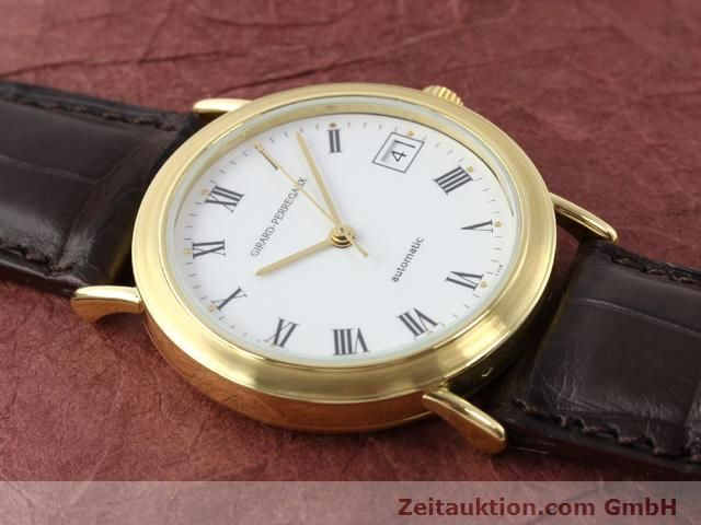 Used luxury watch Girard Perregaux * 18 ct gold automatic Kal. 2200 Ref. 4799.51  | 140400 13