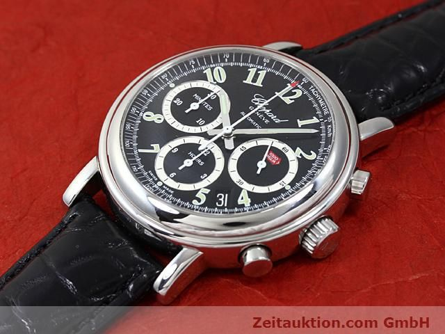 Used luxury watch Chopard Mille Miglia steel automatic Kal. ETA 2894-2 Ref. 8388  | 140403 01