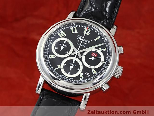Used luxury watch Chopard Mille Miglia steel automatic Kal. ETA 2894-2 Ref. 8388  | 140403 04